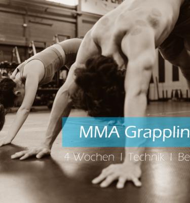 MMA Grappling Kurs, vier Wochen lang